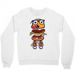 burger bits Crewneck Sweatshirt | Artistshot