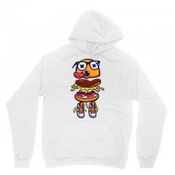 burger bits Unisex Hoodie | Artistshot