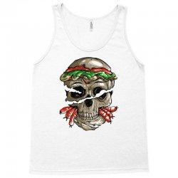 burger skull Tank Top | Artistshot