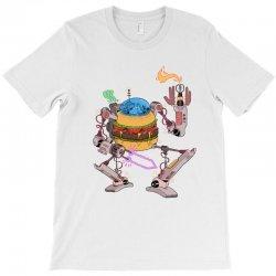 burgerobot T-Shirt | Artistshot