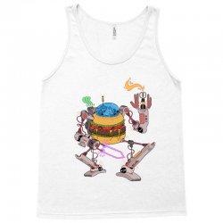 burgerobot Tank Top | Artistshot