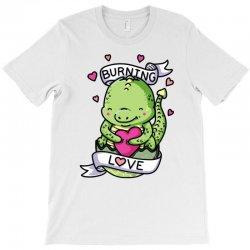 burning love T-Shirt   Artistshot