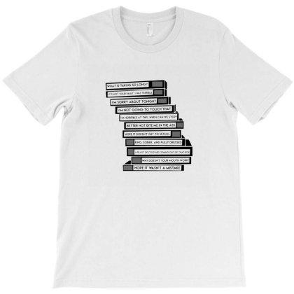 B'99 Sex Tapes T-shirt Designed By Dyona Asmarani