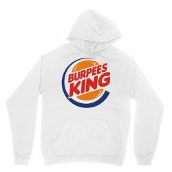 burpees king Unisex Hoodie | Artistshot
