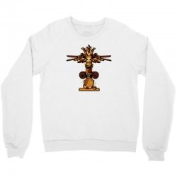 burton totem Crewneck Sweatshirt | Artistshot