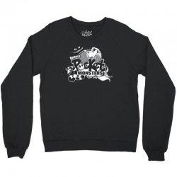 burton's pocket monsters Crewneck Sweatshirt | Artistshot