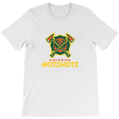 Arizona Hotshots Logo T-shirt Designed By Dyona Asmarani