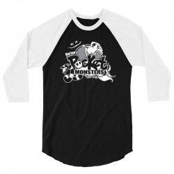 burton's pocket monsters 3/4 Sleeve Shirt | Artistshot