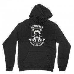 burton's school of forensics Unisex Hoodie | Artistshot