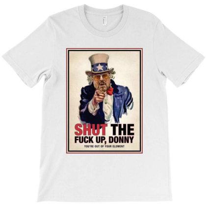 Fck Up Donny Merch T-shirt Designed By Dyona Asmarani