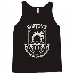 burton's school of landscaping Tank Top   Artistshot