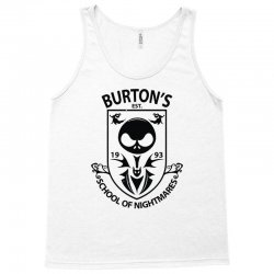 burton's school of nightmares (2) Tank Top | Artistshot