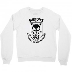 burton's school of nightmares (2) Crewneck Sweatshirt | Artistshot