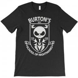 burton's school of nightmares T-Shirt | Artistshot