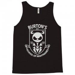burton's school of nightmares Tank Top | Artistshot