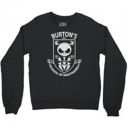 burton's school of nightmares Crewneck Sweatshirt | Artistshot