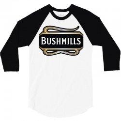 bushmills irish whiskey 3/4 Sleeve Shirt | Artistshot