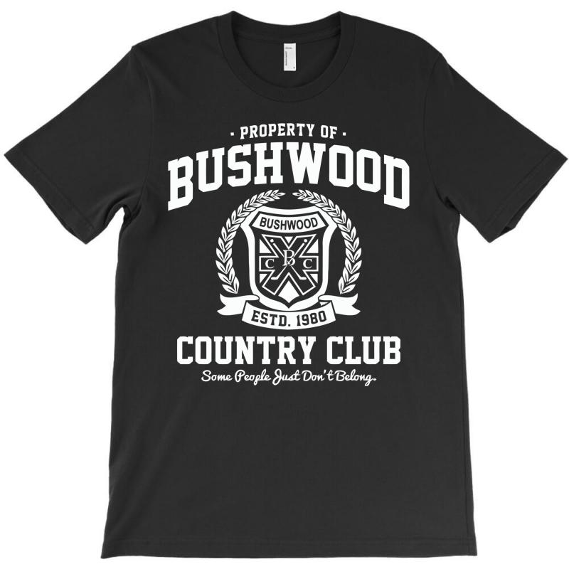 Bushwood Country Club (2) T-shirt   Artistshot