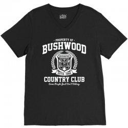 bushwood country club (2) V-Neck Tee   Artistshot