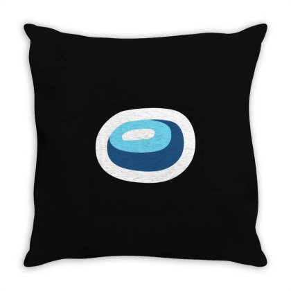 Among Us - Among Us Game Throw Pillow Designed By Diogo Calheiros