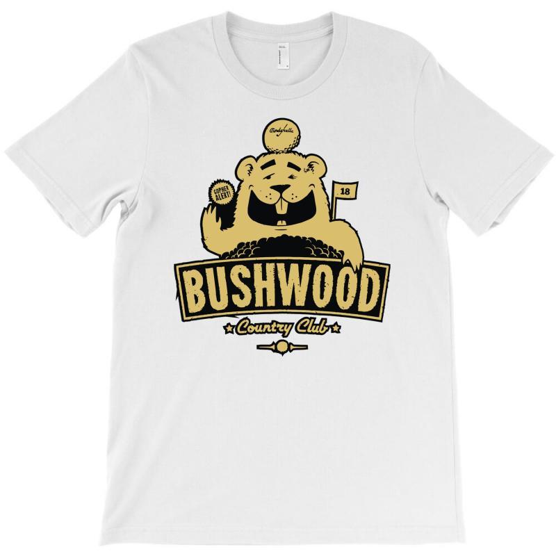 Bushwood T-shirt | Artistshot