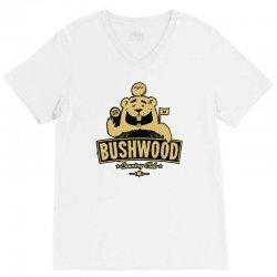 bushwood V-Neck Tee | Artistshot