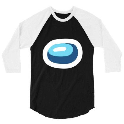 Among Us - Among Us Game 3/4 Sleeve Shirt Designed By Diogo Calheiros