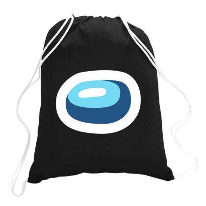 Among Us - Among Us Game Drawstring Bags Designed By Diogo Calheiros
