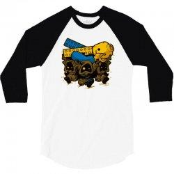 bustedtees 3/4 Sleeve Shirt | Artistshot