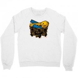bustedtees Crewneck Sweatshirt | Artistshot