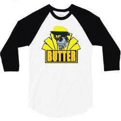 butter 3/4 Sleeve Shirt | Artistshot