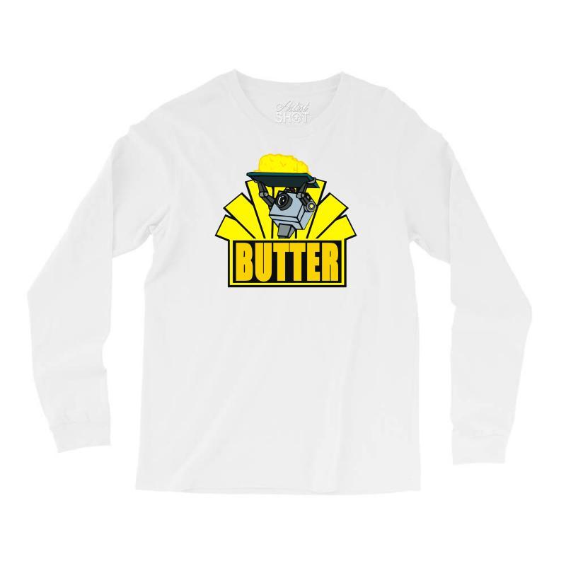 Butter Long Sleeve Shirts | Artistshot