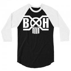 bxh bounty x hunter 3/4 Sleeve Shirt | Artistshot