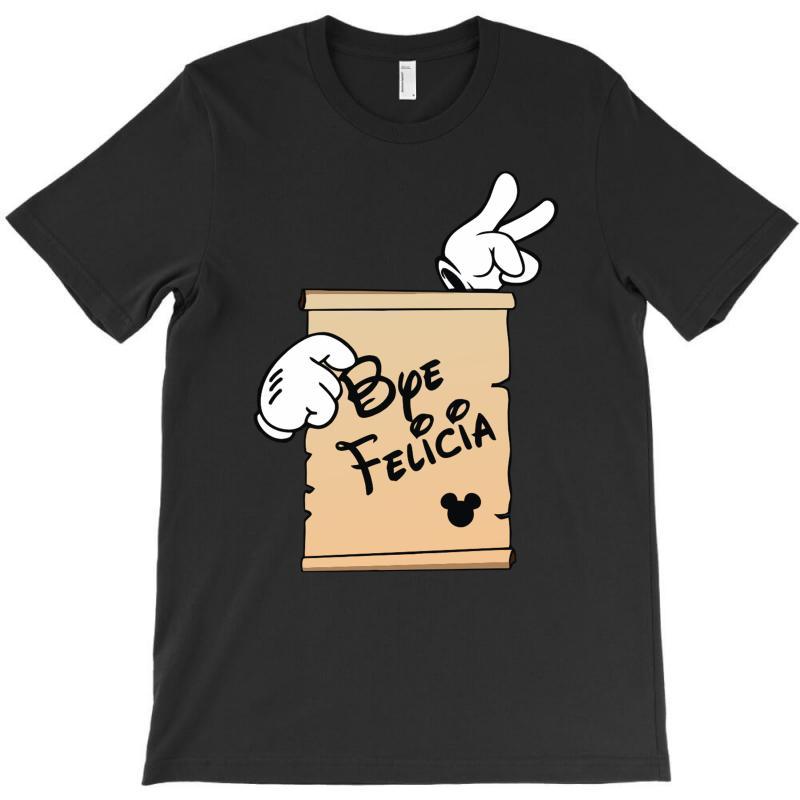 Bye Felicia T-shirt | Artistshot
