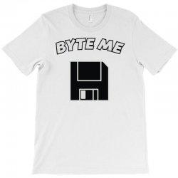 byte me pun T-Shirt | Artistshot