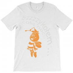 bzykalem cala noc T-Shirt   Artistshot