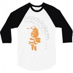 bzykalem cala noc 3/4 Sleeve Shirt   Artistshot