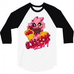 c0kebatt 3/4 Sleeve Shirt | Artistshot