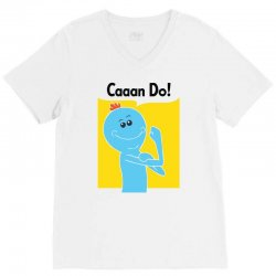 caaan do V-Neck Tee | Artistshot