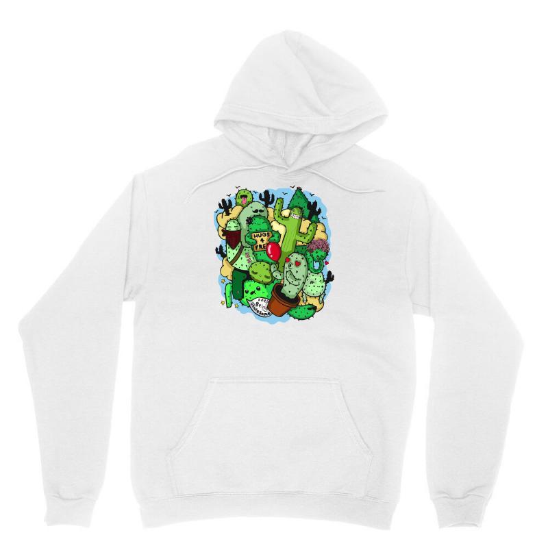 Cacti Unisex Hoodie | Artistshot