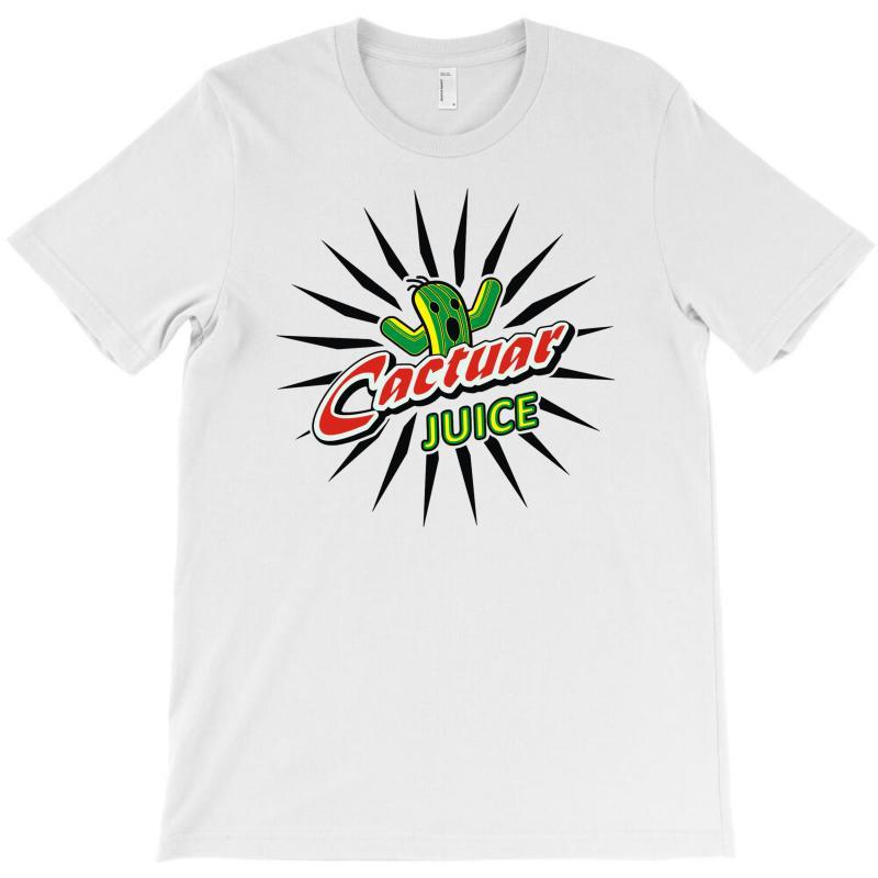 Cactuar Juice T-shirt | Artistshot
