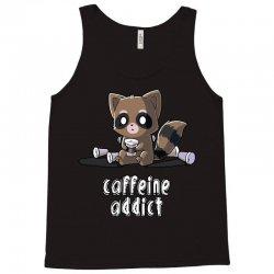 caffeine addict (2) Tank Top   Artistshot
