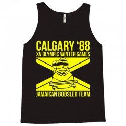 calgary 88 jamaican bobsleigh team Tank Top | Artistshot