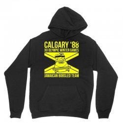 calgary 88 jamaican bobsleigh team Unisex Hoodie | Artistshot
