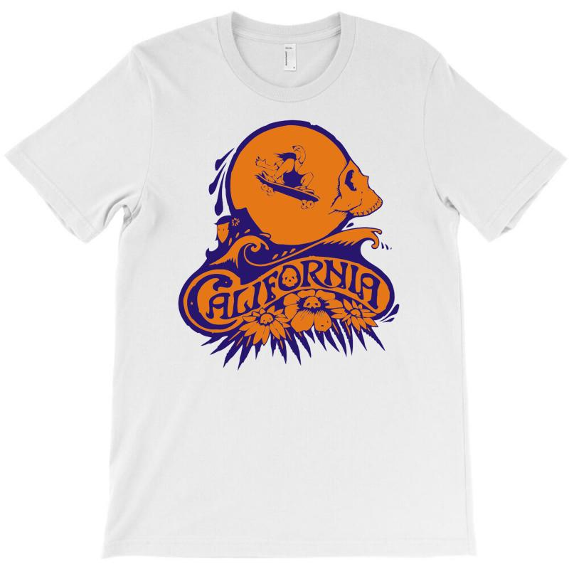 California T-shirt | Artistshot