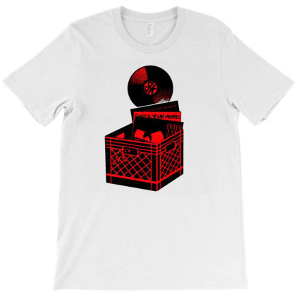 Music Hiphop T-shirt Designed By Zig Street