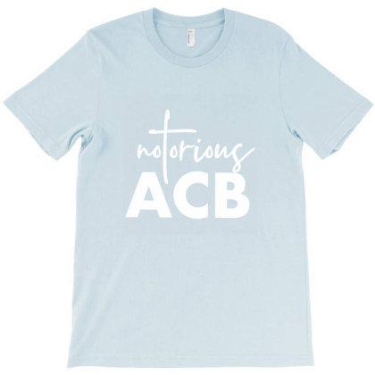 Acb Amy Coney Barrett For 2020 T-shirt Designed By Ria Amarzhani