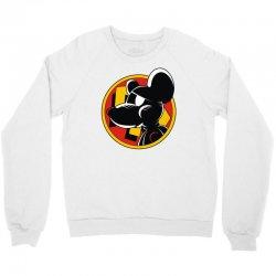 calling danger mouse Crewneck Sweatshirt | Artistshot