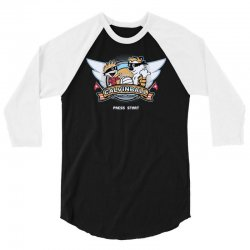 calvinball video game 3/4 Sleeve Shirt | Artistshot