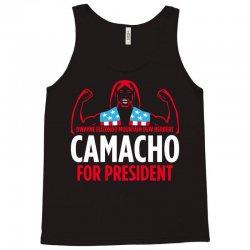 camacho for president Tank Top | Artistshot